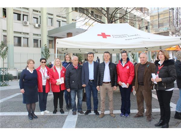 Δράση ενημέρωσης από την Περιφέρεια Θεσσαλίας για τον κορωνοϊό