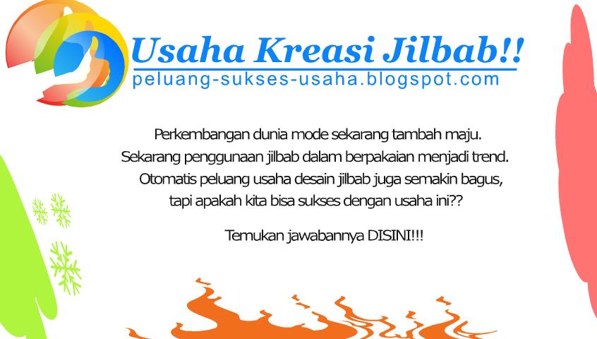 Jutaan Rupiah dari Usaha Kreasi Jilbab