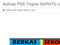 Download Aplikasi PPDB Tahun 2016