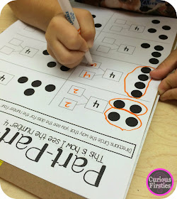 Curious Firsties How I See Numbers Part Part Whole