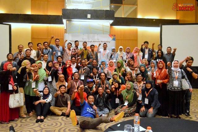 Pelatihan iBlog Marketing dan Affiliate