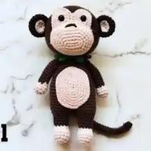 Mono a Crochet