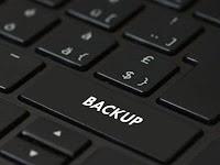 Cara Membackup Seluruh Data Artikel di Blogger