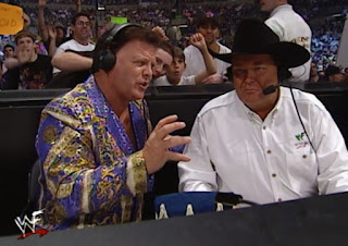 WWE / WWF King of the Ring 2000 - Jerry Lawler and Jim Ross called the show