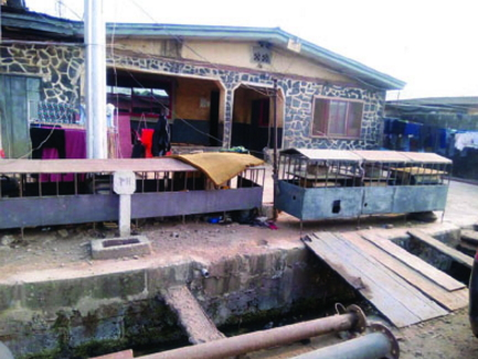 wife attacks prophet oshodi lagos