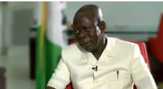 APC Suspends National Chairman, Adams Oshiomhole
