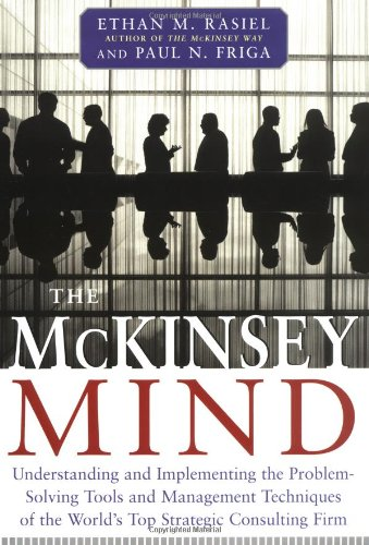 Technology Management Image: Business & Management Books Review: The McKinsey Mind
