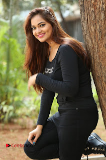 Actress Aswini Latest Stills in Black Denim Jeans  0040.JPG