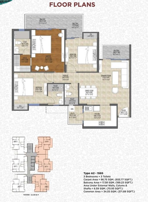 ace-divino-1545-sq.-ft.3-BHK-floor-plan