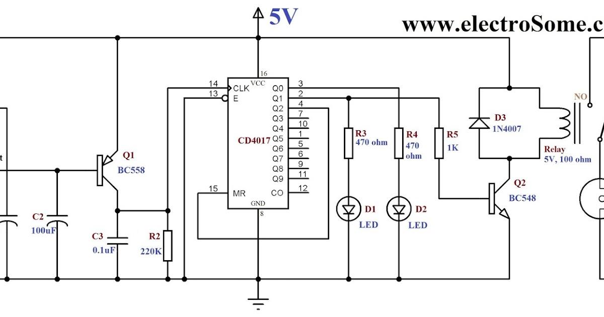 ir remote control circuit