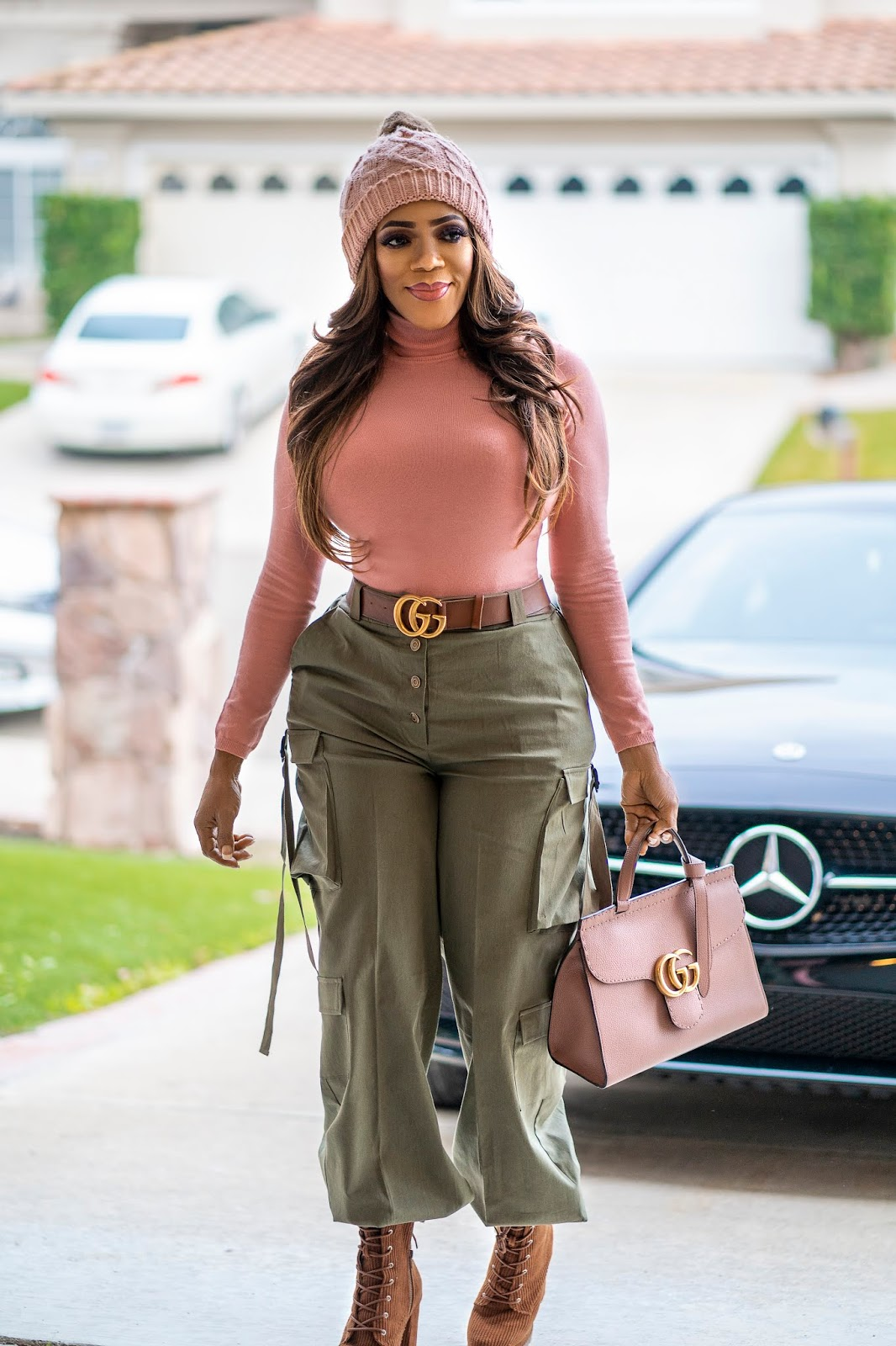Cargo Pants... A Modern Take on the Pocketed Trend
