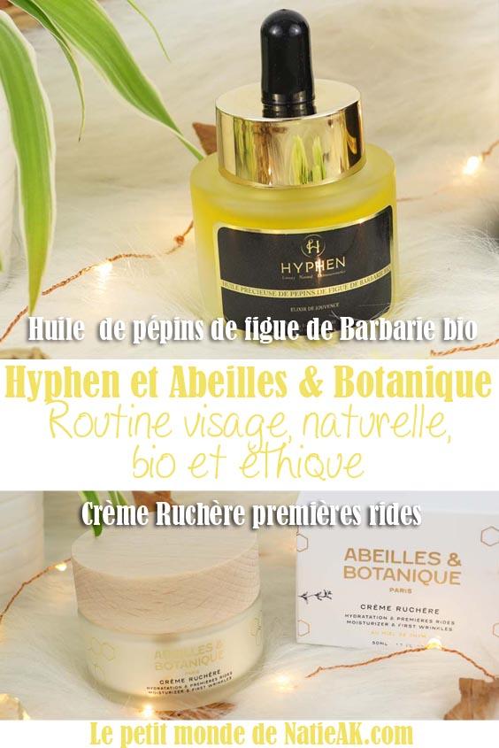 soins naturels visage Made in France et bio