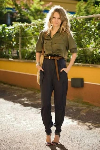 Стильный образ модные брюки 3-2