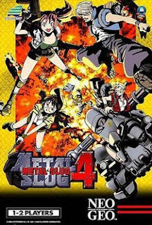 Metal Slug 4 ( Arcade / FightCade)