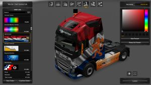 Dutch Skin for Volvo 2012