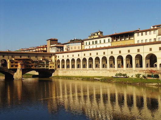 Private half-day Florence with The Vasari Corridor
