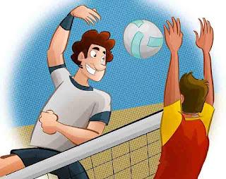 teknik block bola voli