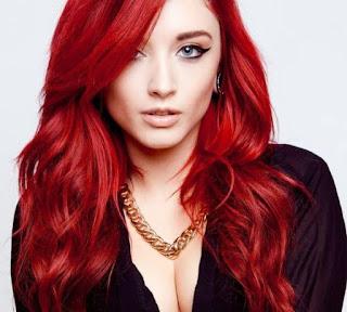 ما هي نسبة سكان العالم الذين لديهم شعر أحمر؟