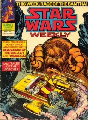 Star Wars Weekly #74