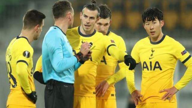 tottenham-players-europa-league attitude