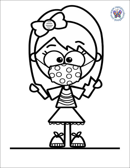 Corona Coloring Book Download
