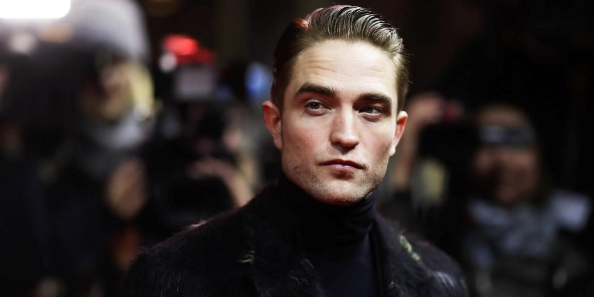 Robert Pattinson é confirmado como o novo Batman