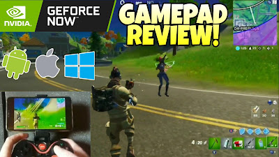 Gamepad Geforce Now