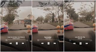 Cara Menambahkan Filter Playback Musik Di Instagram Story