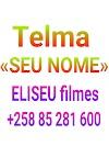 Telma - Seu Nome (Feat. Eliseu Filmes) [Gospel]  (2020)