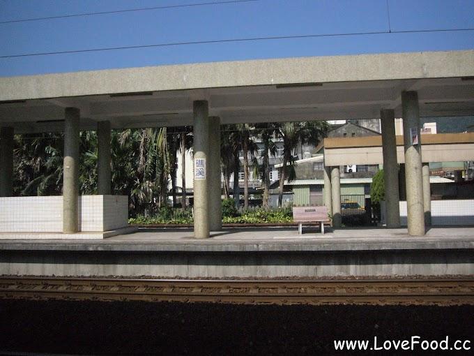 宜蘭礁溪-礁溪車站(台鐵)-車站周邊走路就有溫泉泡-Jiaosi Station