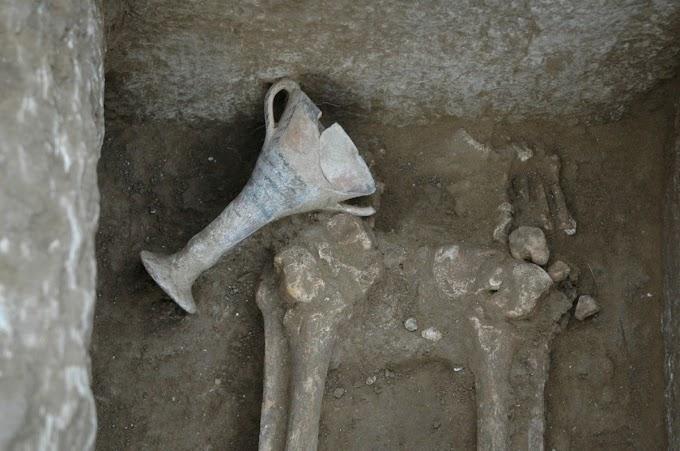 Επιβεβαιώνεται πλέον η μυκηναϊκή παρουσία στην Άνω Μακεδονία -Οι 31 ασύλητοι τάφοι
