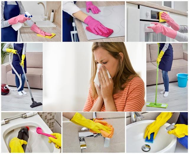 Trop d'hygiène augmente le risque d'allergies et peut nuire à la santé
