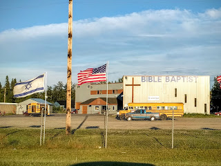 Bible Baptist Church, Fairbanks, Alaska