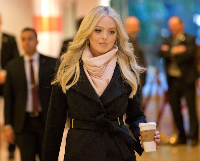 Tiffany Trump May Join the Family Business, But Not Immediately