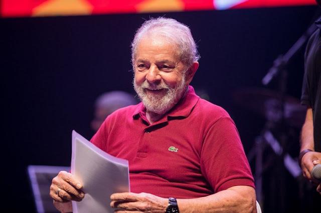 ELEIÇÕES 2022: Em pesquisa realizada pelo CNT, Lula lidera as intenções de votos com 41,3%