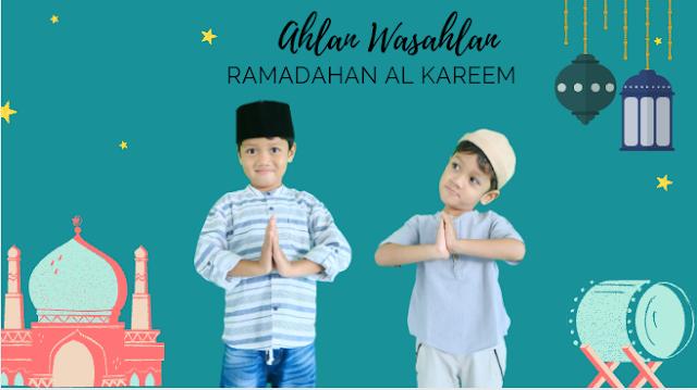 Kebiasaan menyenangkan saat bulan ramadhan