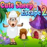 Games4King Cute Sheep Esc…