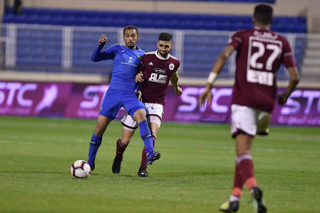 اهداف مباراه الفيصلي والفتح في الدوري السعودي اليوم الاحد 15-9-2019
