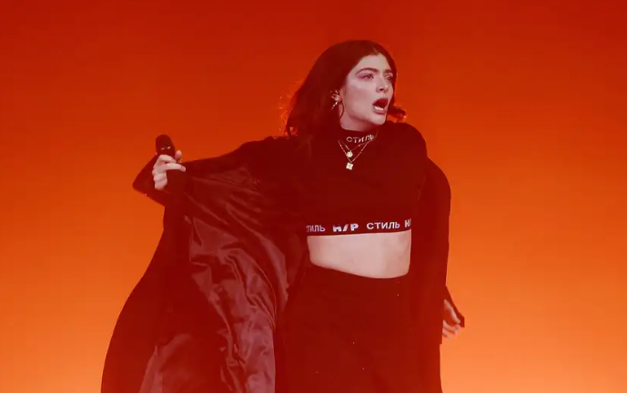 Lorde Cover Solar Power / Lorde teases new music with ...