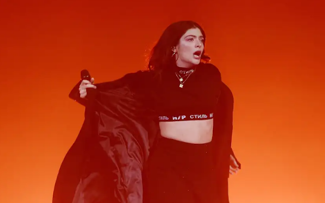 Lorde New Single / Lorde releases new single Perfect ...