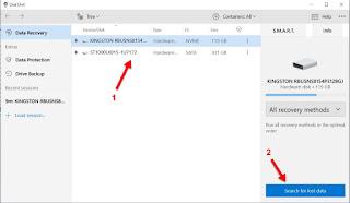 Cara Mudah Recovery File Yang Terhapus di Windows