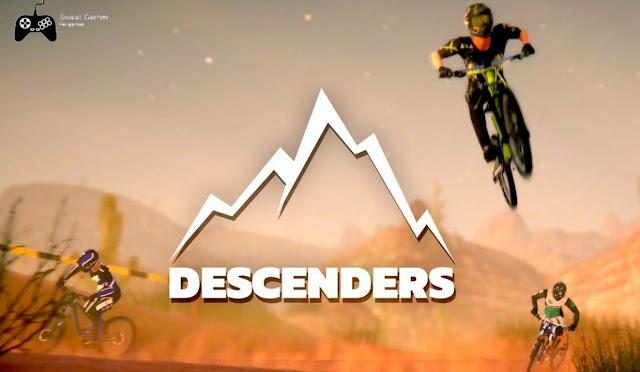 تحميل لعبة descenders