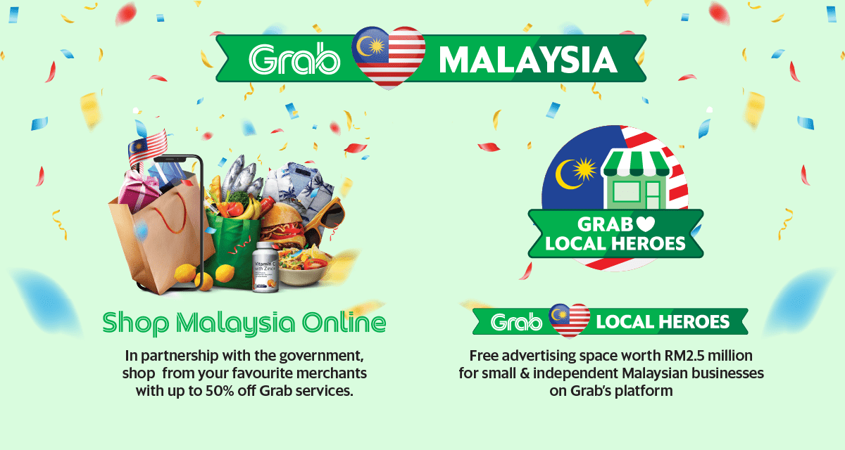 Sustaining Local Businesses in The New Normal Through Grab
