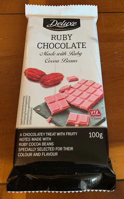 Deluxe Ruby Chocolate (Lidl)
