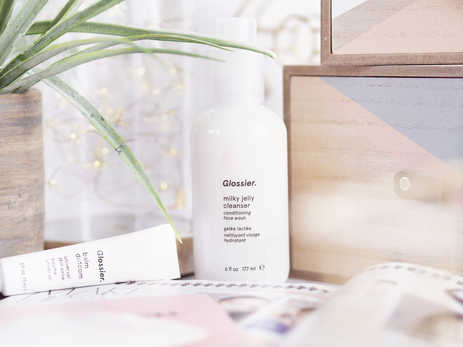 Glossier Milky Jelly Cleanser review, Glossier review, cleanser, jelly cleanser, milky jelly cleanser