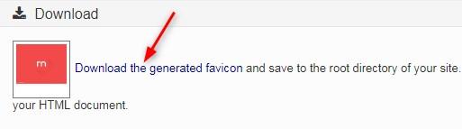 Cara Membuat Favicon Online