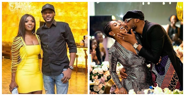 Lady calls out Annie Idibia for Using a fire Extinguisher to hit 2face head over a Disagreement
