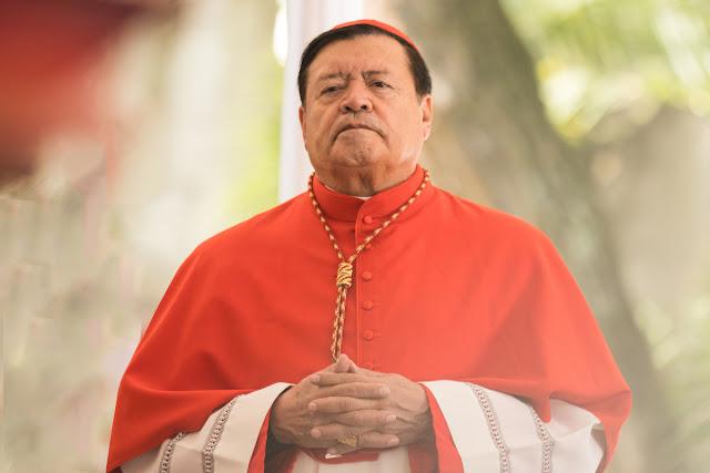 El Cardenal Norberto Rivera es hospitalizado por Covid-19Foto: María Langarica