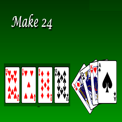 Make 24 (Online Math Game)