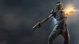 Mass Effect Andromeda Xbox 360 Wallpaper